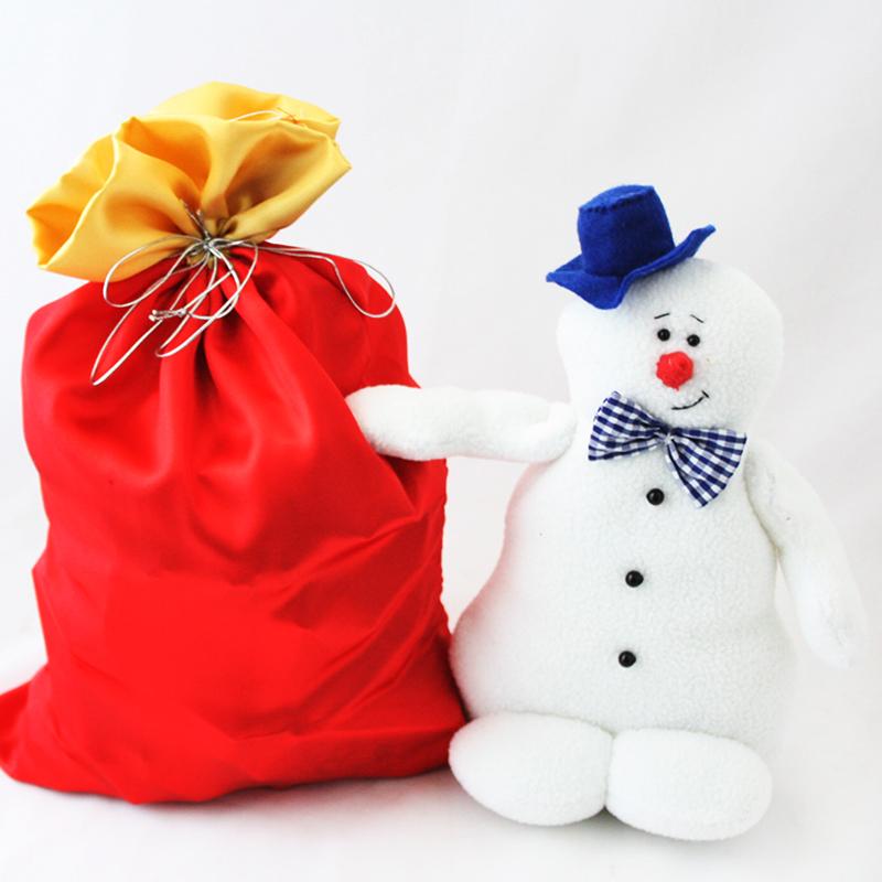 Детские новогодние подарки в абакане